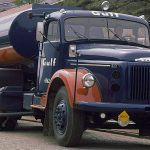 The 1960s was a good decade for drivers. In Sweden, certified safety cabs were launched on the market.