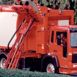 In the 1980s, trucks became even more sophisticated. Most cabs were modelled on the Volvo F10/F12/Globetrotter.